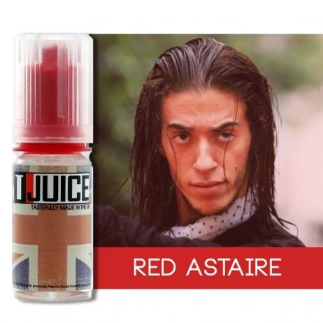 Příchuť T-Juice: Red Astaire (Osvěžující mix) 10ml