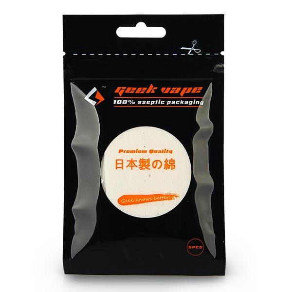 Přírodní japonská vata Koh Gen Do 6x8cm (5ks) - GeekVape