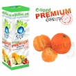 E-liquid: PREMIUM - 10ml / 24mg: MANDARINKA (Mandarin)