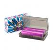 Baterie Efest IMR 18650 - 35A (3000mAh) (2ks + pouzdro)