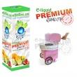 E-liquid: PREMIUM - 10ml / 24mg: CUKROVÁ VATA (Cotton candy)