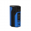 Elektronický grip: WISMEC Reuleaux RX200S TC (Černo-modrá)