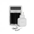 Avatar multifunkční nabíječka baterií (3 sloty) (Bílá)