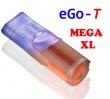 Cartridge pro atomizéry Joye eGo-T / eGo-C MEGA XL (5ks) - Modré
