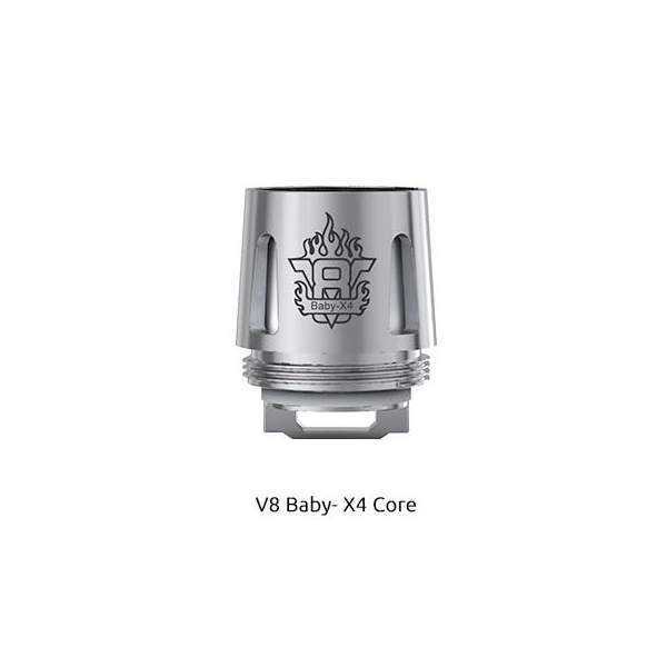 Žhavící tělísko SMOK TFV8 Baby X4 (0,15ohm) (1ks)