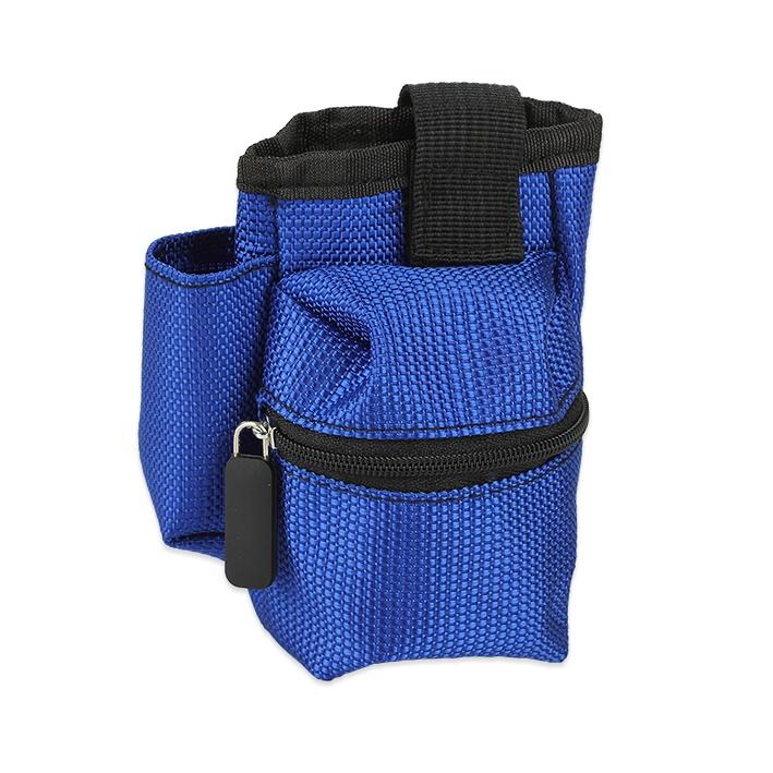 Multifunkční přenosné pouzdro pro gripy a e-cigarety (Modré)