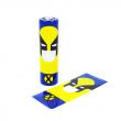 Smršťovací folie Avengers pro baterie 18650 (Wolverine)