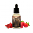 E-liquid American Desire 30ml / 0mg: Grizzly (Jahody a lékořice)