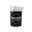 Přírodní vata Cloud Kicker Cotton - proužky (60ks)
