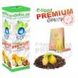 E-liquid: PREMIUM - 30ml / 24mg: SOBRANIE (tabák + citrón)