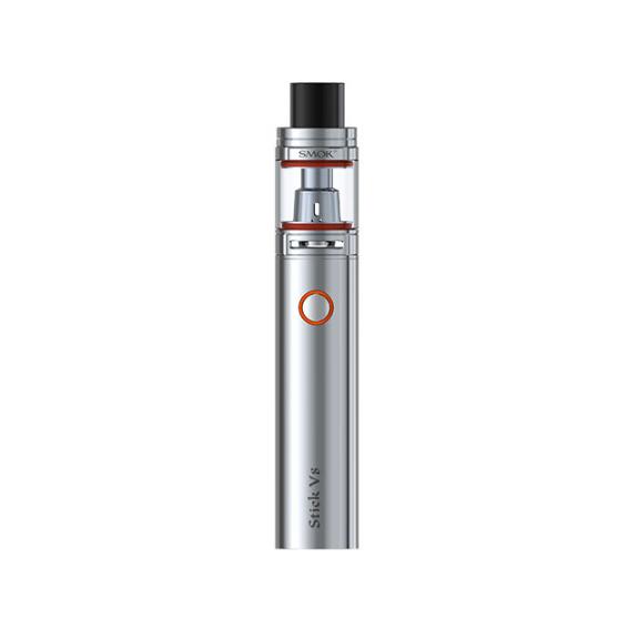 Elektronická cigareta: SMOK Stick V8 (3000mAh) (Stříbrná)