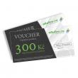 Elektronický dárkový poukaz / voucher na 300 Kč
