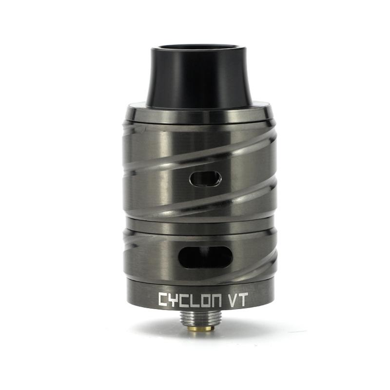 RDA atomizér Fumytech Cyclon VT (Gun Metal)