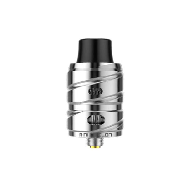 RDA atomizér Fumytech Mini Cyclon (Stříbrný)