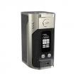 Elektronický grip: Wismec Reuleaux RX300 TC Carbon (Stříbrný)