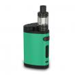 Elektronický grip: Eleaf Pico Dual 200W Kit s Melo 3 Mini (Tyrkysový)