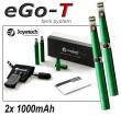 Joyetech eGo-T 1000mAh zelená, 2ks
