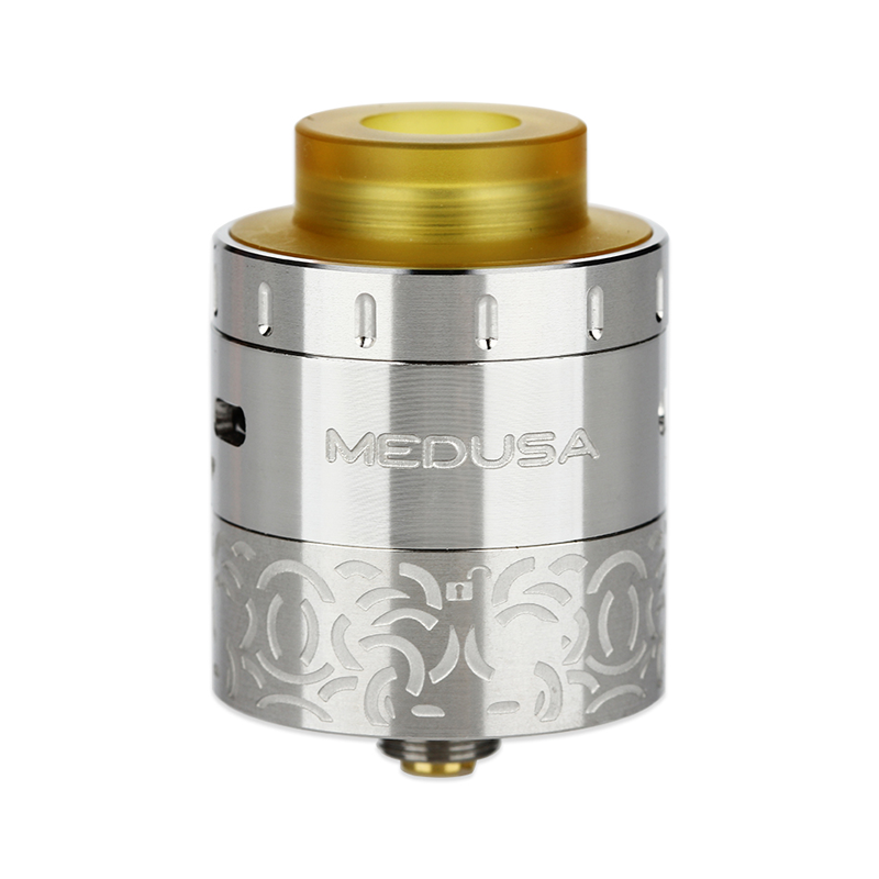 Clearomizér GeekVape Medusa RDTA 3ml (Stříbrný)