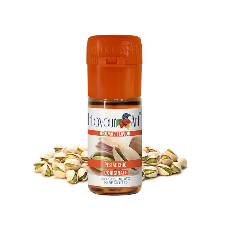Příchuť FlavourArt: Pistácie (Pistacchio) 10ml