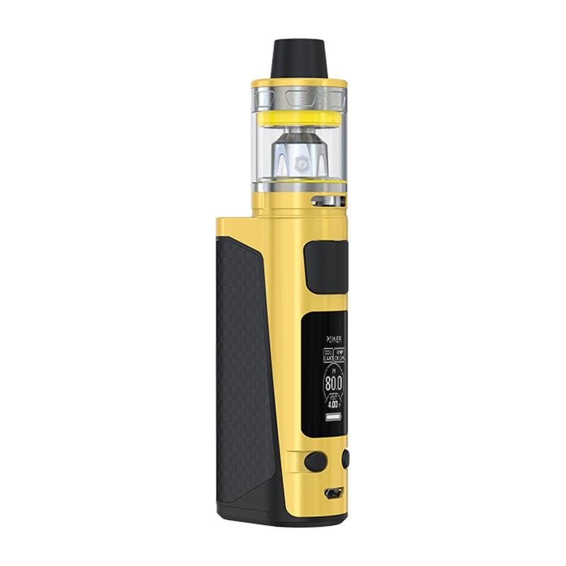 Elektronický grip: Joyetech eVic Primo Mini Kit s ProCore Aries (Žlutý)