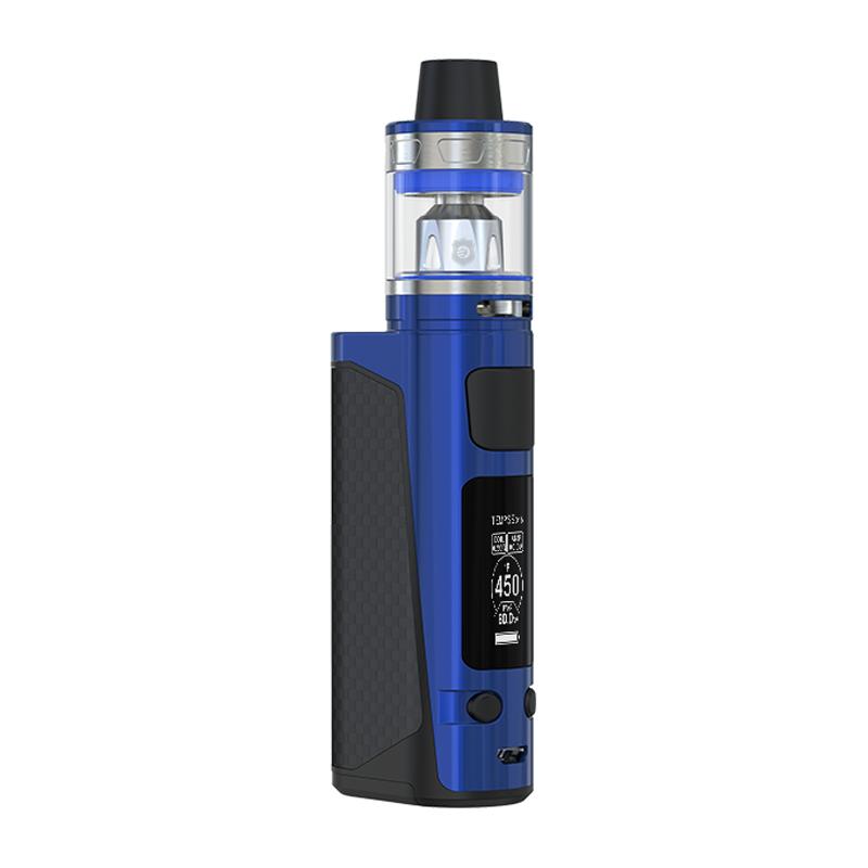 Elektronický grip: Joyetech eVic Primo Mini Kit s ProCore Aries (Modrý)