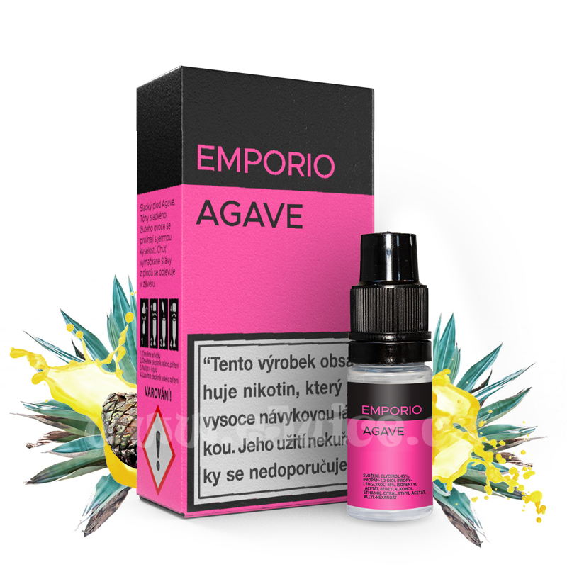 E-liquid Emporio 10ml / 18mg: Agave