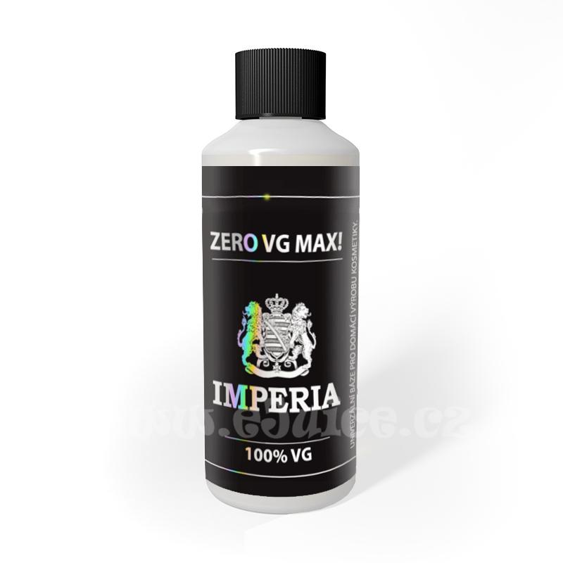 Beznikotinová báze Imperia Zero VG Max! (0/100) 100ml