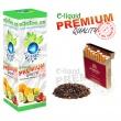 E-liquid: PREMIUM - 50ml / 18mg: DUNHILL (Deluxe Tobacco)