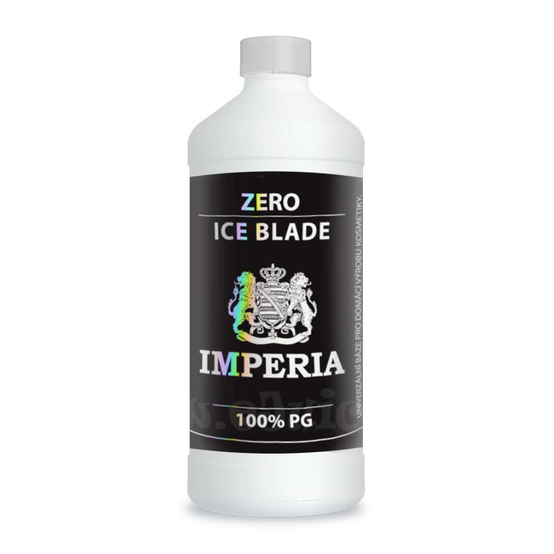 Beznikotinová báze Imperia Zero Ice Blade (100/0) 1000ml