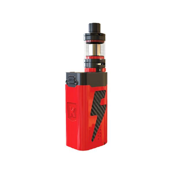 Elektronický grip: Kangertech Five 6 Kit (Červený)