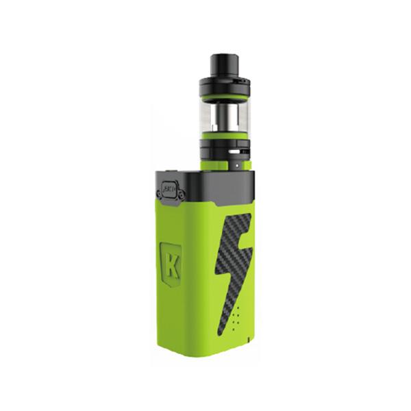 Elektronický grip: Kangertech Five 6 Kit (Zelený)