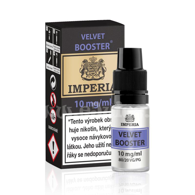 Booster báze Imperia Velvet (20/80): 10ml / 10mg