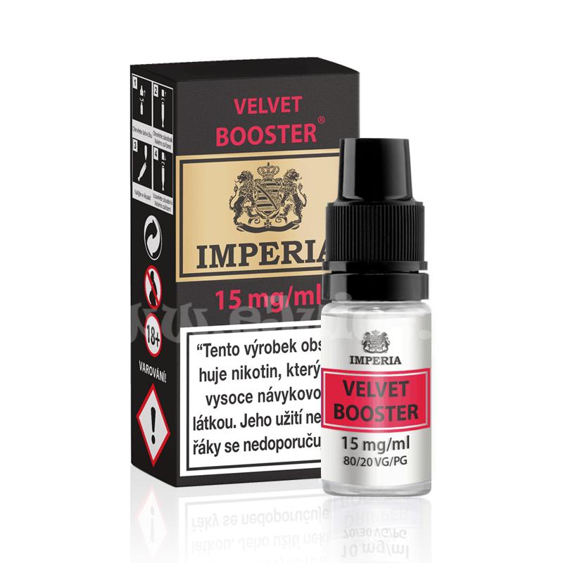 Booster báze Imperia Velvet (20/80): 10ml / 15mg