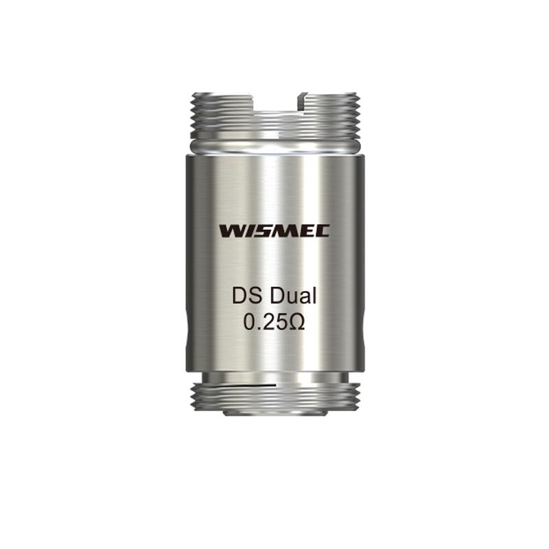 Žhavící tělísko Wismec DS Dual (0,25ohm) (1ks)