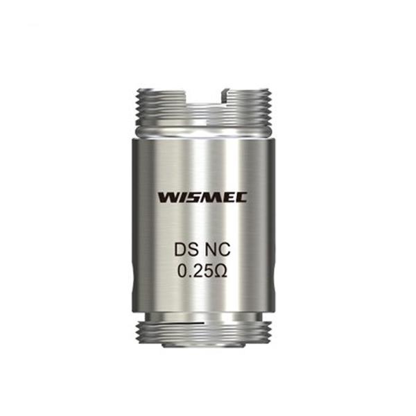 Žhavící tělísko Wismec DS NC (0,25ohm) (1ks)