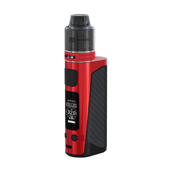 Elektronický grip: Joyetech eVic Primo SE Kit s ProCore SE (Červený)