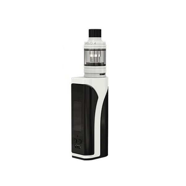 Elektronický grip: Eleaf iKuun i80 Kit s Melo 4 D22 (Bílý)