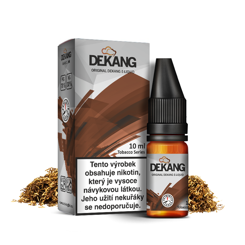 E-liquid Dekang Classic 10ml : Mall Blend (Cigaretový tabák)