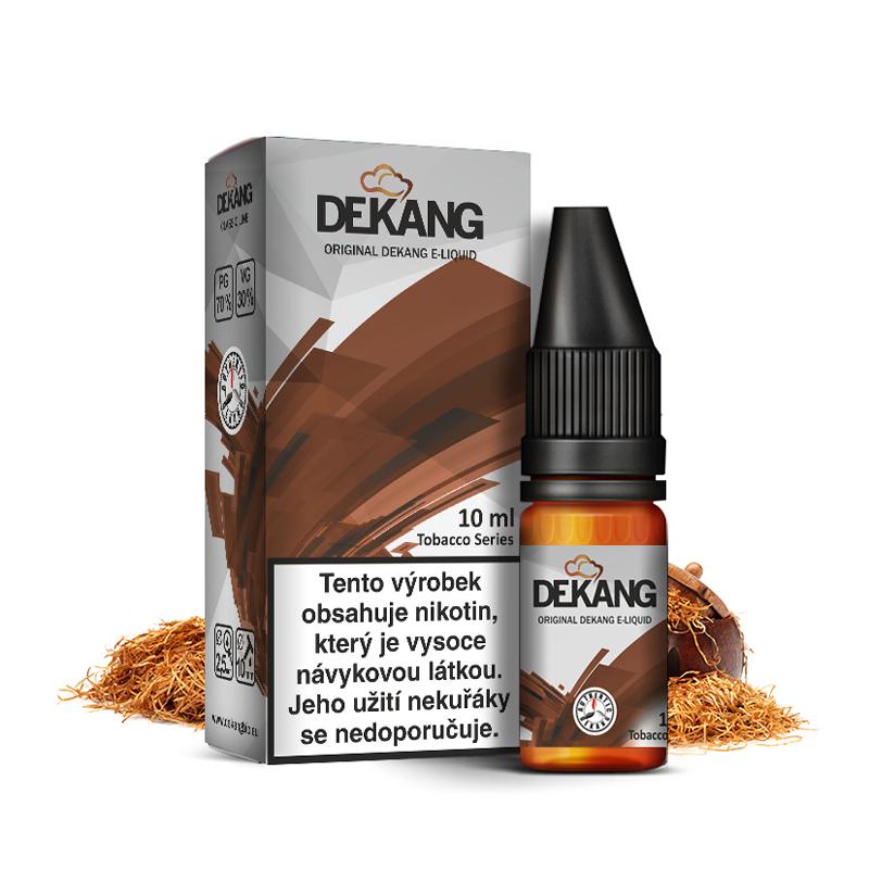 E-liquid Dekang Classic 10ml : DK-Blend (Tabáková směs)