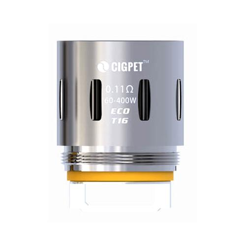 Žhavící tělísko CIGPET ECO-T16 pro ECO12 (0,11ohm) (1ks)