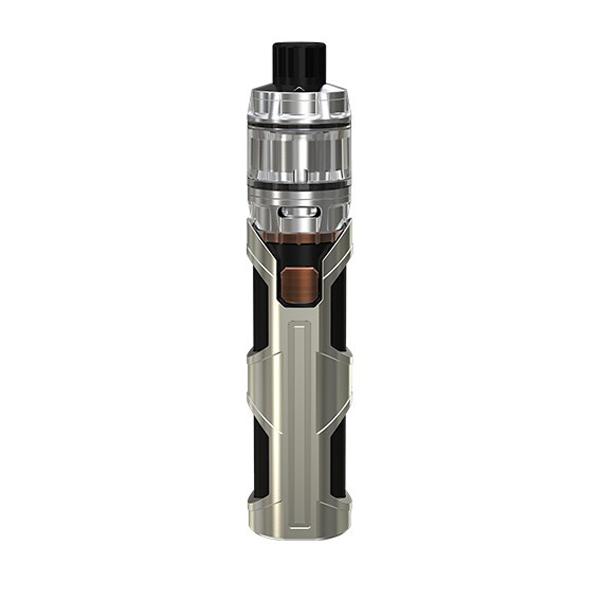 Elektronická cigareta: Wismec Sinuous SW Kit (3000mAh) (Stříbrná)