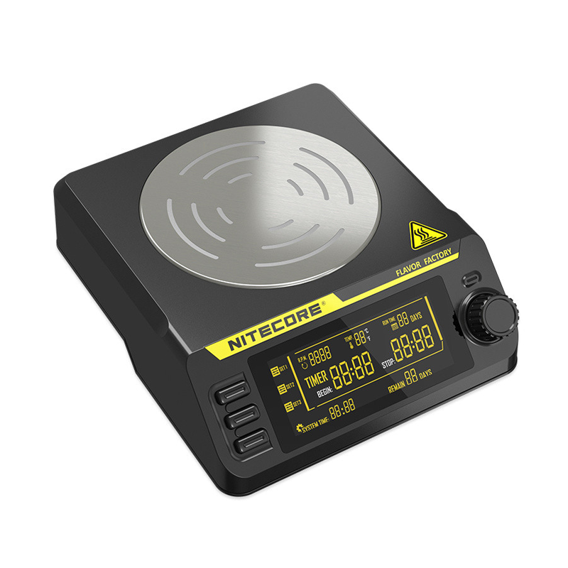 E-liquid mixer Nitecore NFF01 (Černá)