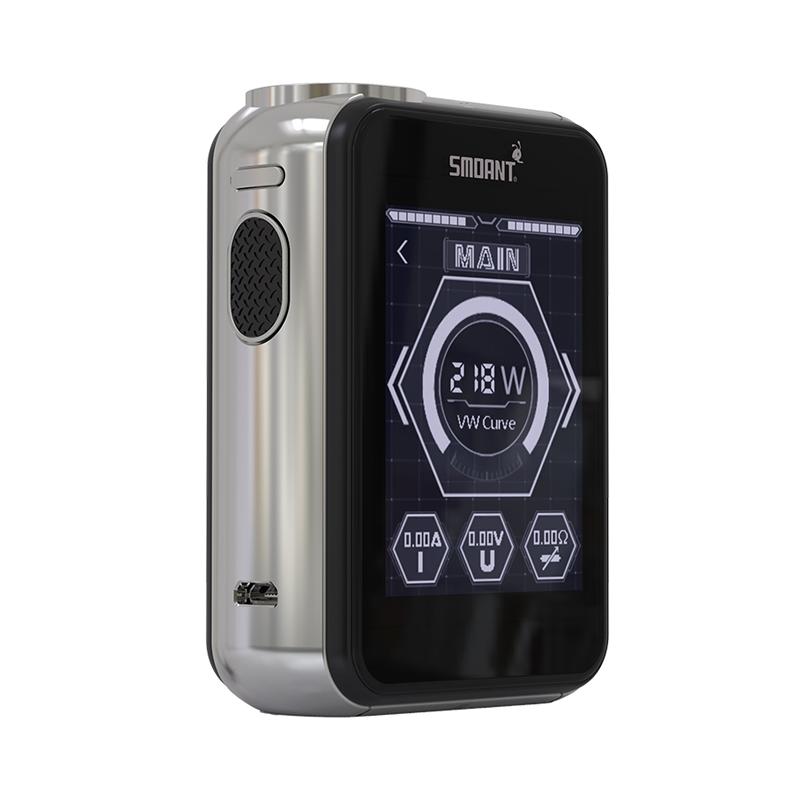 Elektronický grip: Smoant Charon TS 218W (Stainless Steel)