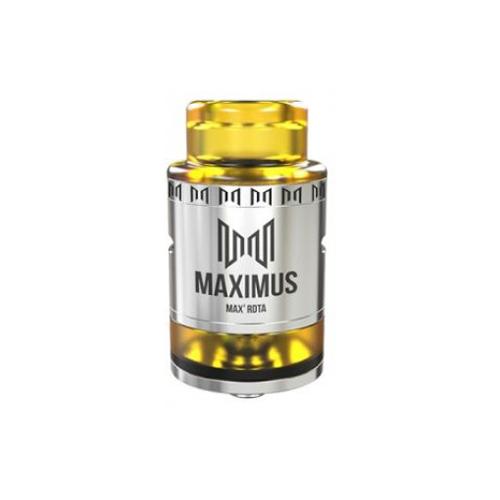 Clearomizér Oumier Maximus Max RDTA 3ml (Stříbrný)