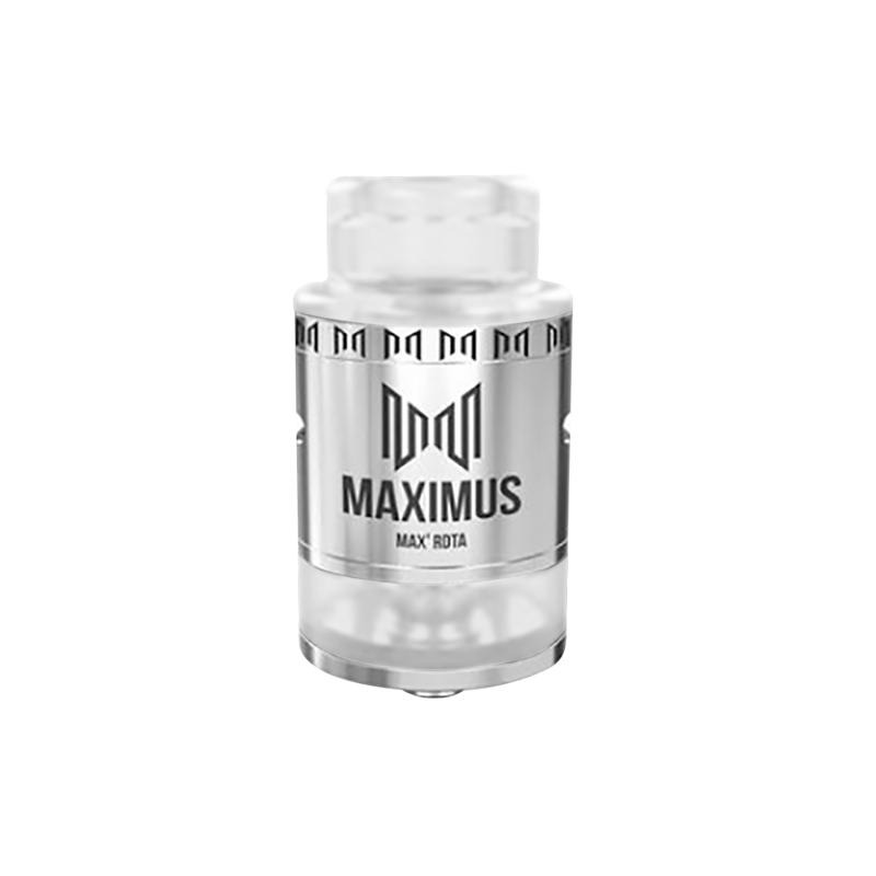 Clearomizér Oumier Maximus Max RDTA 3ml (Bílý)