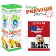 E-liquid: PREMIUM - 50ml / 24mg: MaXXky (RED USA MIX)