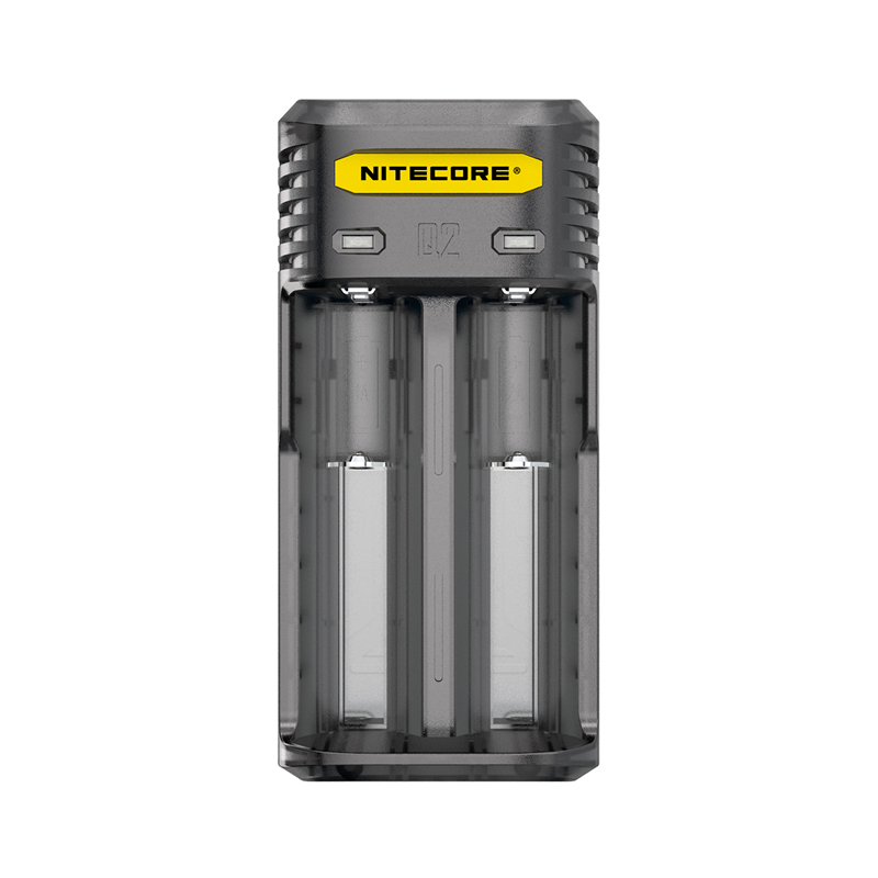 Multifunkční nabíječka baterií - Nitecore Intellicharger Q2 (Blackberry)