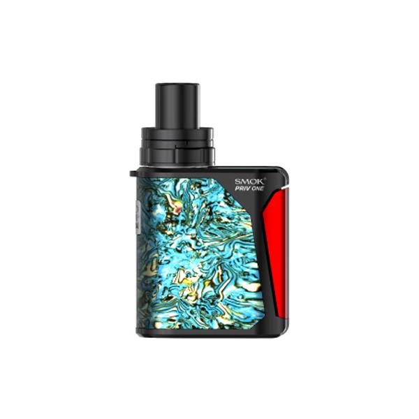 Elektronická cigareta: SMOK Priv One 920mAh (Green shell - Black)