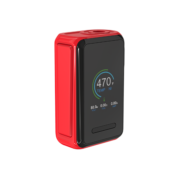 Elektronický grip: Joyetech Cuboid Lite Mod (3000mAh) (Červený)