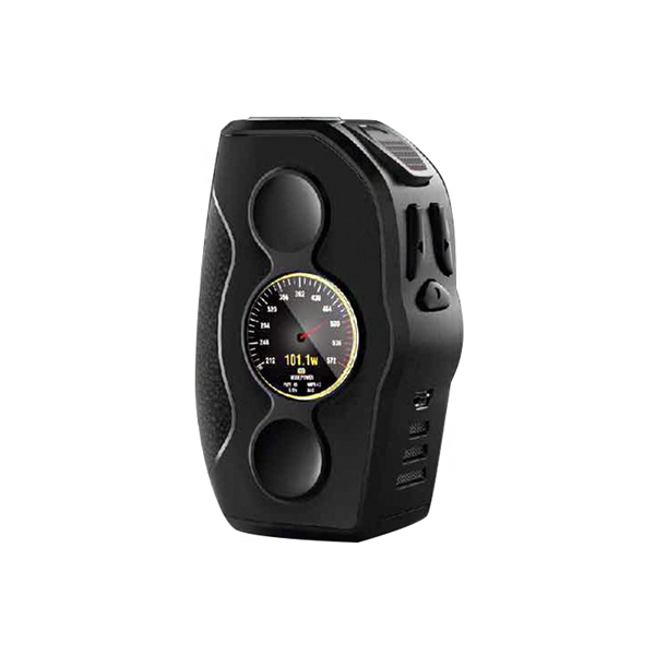 Elektronický grip: REV Nitro 200W Mod (Black on Black)